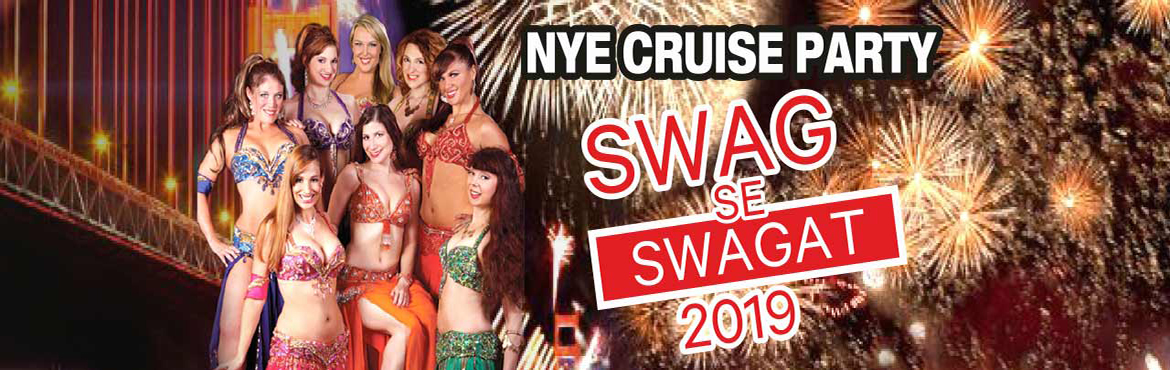 Book Online Tickets for Swag se Swagat-New year Cruise Party, Kolkata. Biggest New Year Party over Cruise. Let's celebrate New Year Eve with electrifying music, latest Bollywood item number, mouthwatering food and premium drinks surely memorable your NYE. A 3600River view will be a bonus for this evening. In