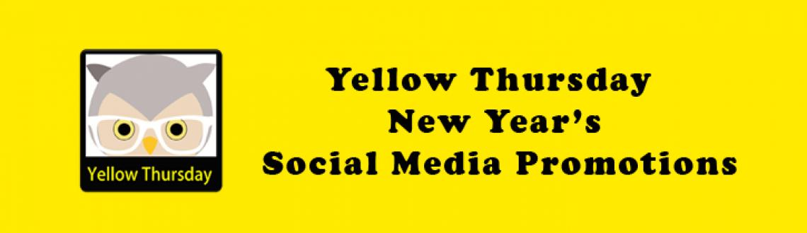 Yellow Thursday Social Media Promotions