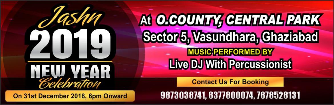 Book Online Tickets for JASHN 2019, NEW YEAR CELEBRATION, Ghaziabad. Have you ever been under the stars for a New Year Eve? Did you ever imagine how New Year\'s Eve would be in the wild? This New Year Eve, say no to messy bouncers, lurching looks, overpriced New Year parties, scrambled parking zones, drunk-driven road