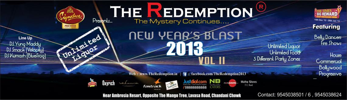 THE REDEMPTION 2013 VOL II @ CHANDANI CHOWK