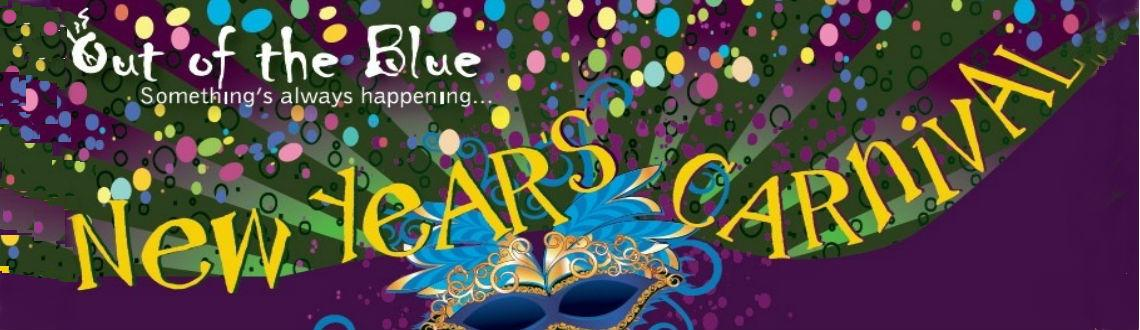 New Year Carnival at Out of Blue, Powai