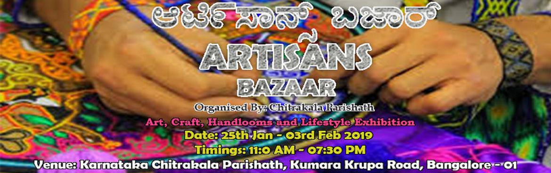 Book Online Tickets for Artisans Bazaar, Bengaluru. Chittara Presents\