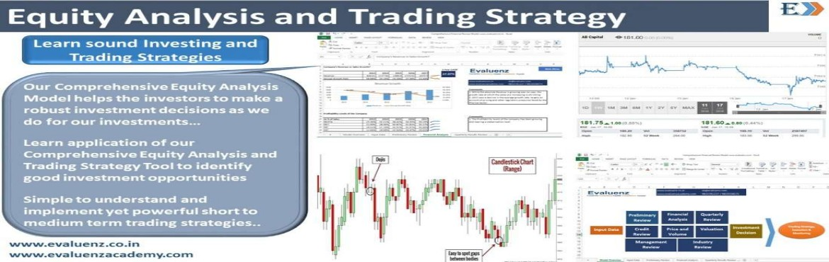 Equity Investing and Trading - Fundamental and Technical Analysis - Mumbai  | MeraEvents com