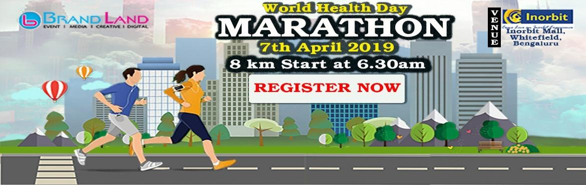 Book Online Tickets for 8K Marathon IN Bangalore on @ April 7th, Bengaluru.  \