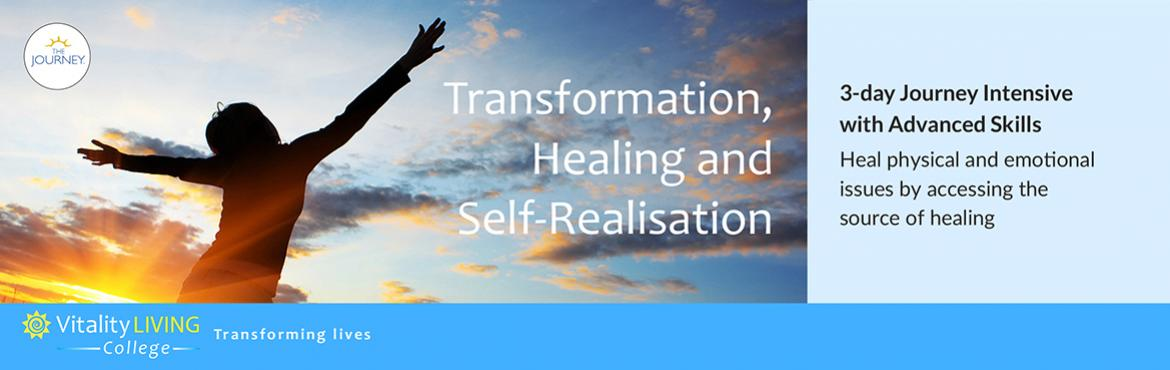 Book Online Tickets for The Journey 3 day Healing Seminar with A, Bengaluru. The Journey Healing Seminar with Advanced Skills  How often have you been faced with an unexpected turn of events? How many times has life taken sharp turns and left you feeling lost? In these moments could you imagine a worse feeling than help