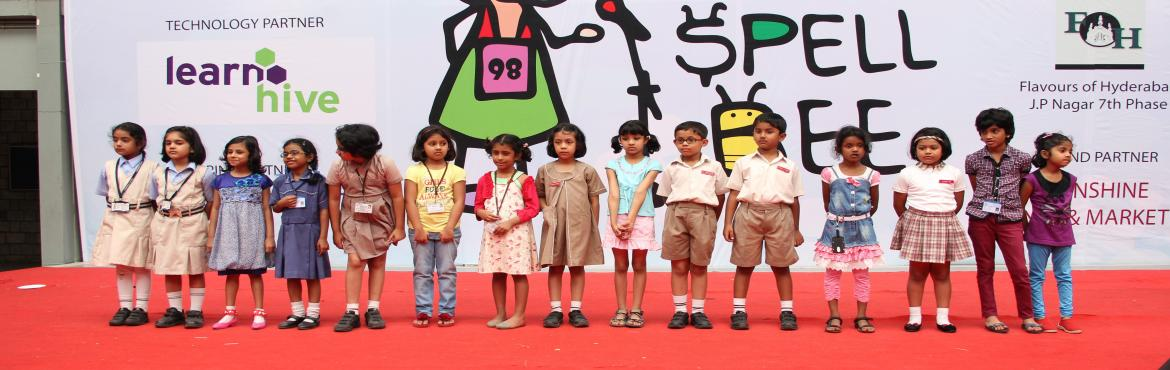 Book Online Tickets for Malur Spell Bee, Malur. Malur, a quiet town just about 30 kms from Bangalore, is witnessing its first ever inter-school spelling bee competition. Students from standards 1-10 will be participating in this event. After a gruelling first round in which over 1,000 students par