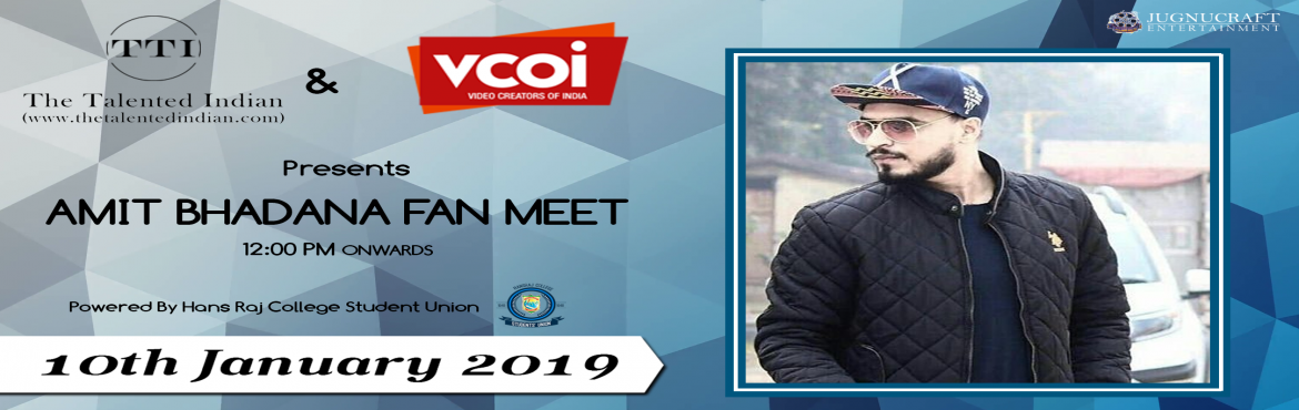 Indias Most loved Youtuber Amit Bhadana is first time getting one on one with his fans in this exclusive fan meet. Get a chance to meet your favorite