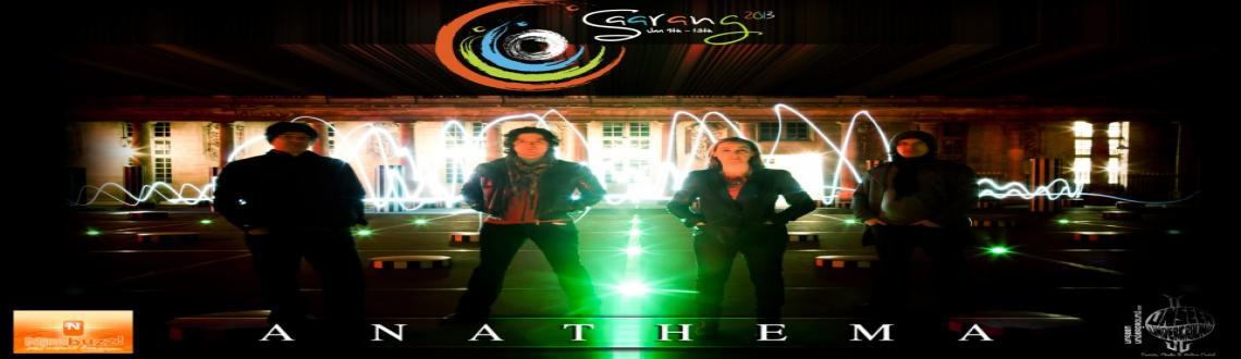 Saarang 2013 announces its Rock Show  Anathema