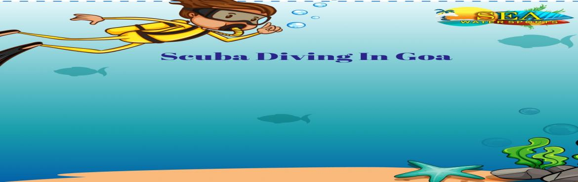 Book Online Tickets for Scuba Diving In Goa Sea Water Sports, Baga. Scuba Diving In Goa Sea Water Sports Providing the best Scuba Diving Packages in Goa in summer with affordable price. Top rated Scuba Diving in Goa Goa is the best holiday destination in India. Seawater Sports is the best service