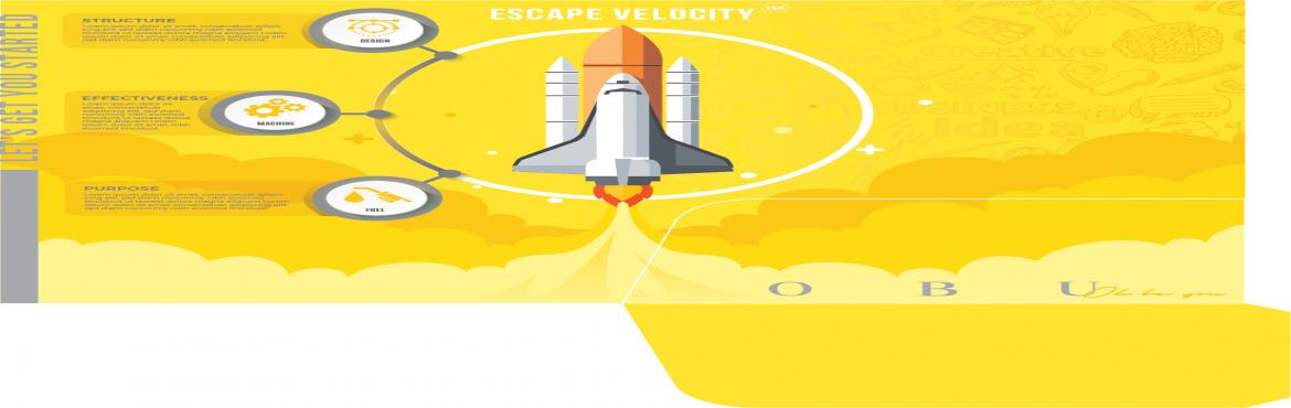 Book Online Tickets for ESCAPE VELOCITY - A Startup Strategy Sem, Pune. Still waiting for your investments to give you returns? What if you don't have to wait for those long years to pass? What if you get a solution that will take your business to the Break-evenpoint and your inve