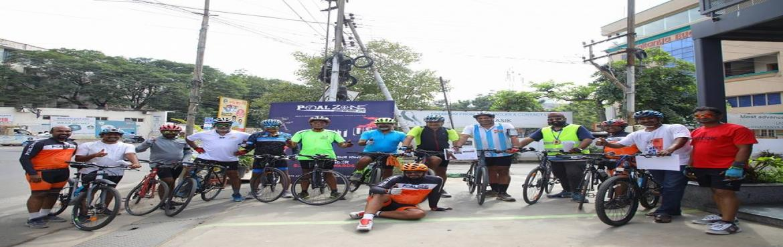 Book Online Tickets for Amaravati City Ride 2019, Vijayawada. First cycling ride to explore people\'s capital Amaravati