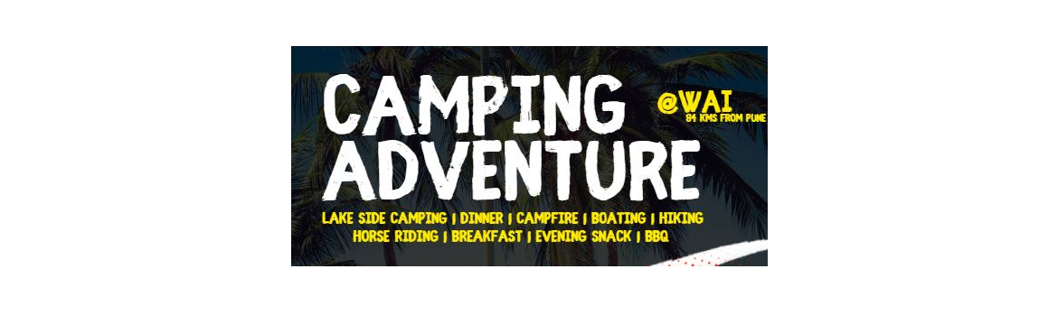 Book Online Tickets for Weekend Night Camping, Pune.