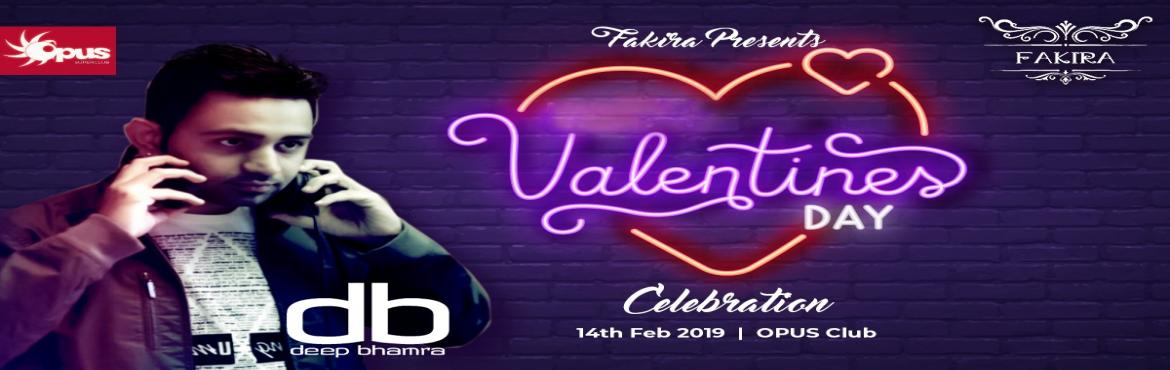 Book Online Tickets for Valentines Day Celebration , Bengaluru. Valentine\'s Day offers licensees an opportunity to put on a fun event in February to tempt both couples and singles.  This may not be the most romantic of thoughts, but Valentine\'s day comes at a perfect time for Pubs. No matter your age,