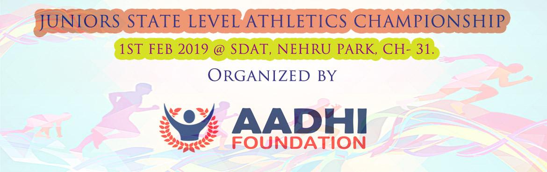 Book Online Tickets for Juniors State Level Athletics Championsh, Chennai.