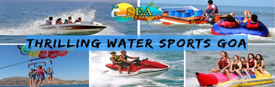 Book Online Tickets for Water Sports In Goa at Baga Beach By Sea, Bardez. Water Sports In Goaat Baga Beach By Sea Water Sports Goa Is the best destination in India for Holidays enjoying with family and friends. Baga Beach most attractive and popular location in North Goa. Baga Beach is located at the North Goa end of