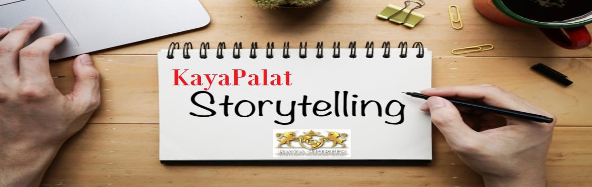 Book Online Tickets for KayaPalat : Open Mic Storytelling Event , Jaipur. Kaya Blenders and Distillers Ltd, best whisky distributor, manufacturer and blender of India. Kaya Spirits is famous for its taste and flavor of it's liquor brands like Royal Patiala Whisky, Old Professor Whisky, Bhetki Beer, Blue Whale Vodka,
