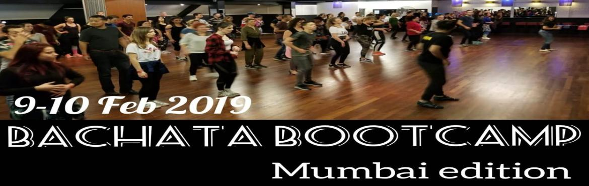 Book Online Tickets for Dominican Bachata Bootcamp - Mumbai Edit, Mumbai. Bhavin and Soonruta are bringing to Mumbai a brand new Dominican Bachata Bootcamp !! Learn one of the most popular dance styles and get ready to social dance! This bootcamp is suited for beginners as well as dancers of other genres.  We will be