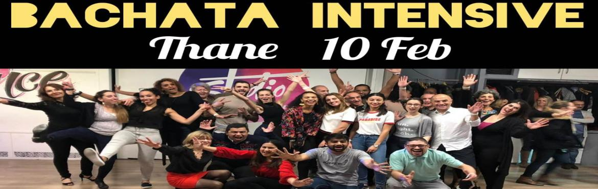 Book Online Tickets for Bachata Intensive - Thane, Thane. Bhavin and Soonruta are back in Thane with a 3 hours Bachata Intensive Bootcamp ! This bootcamp is meant for intermediate and advance level dancers, those who have learnt Bachata and are dancing Bachata for at least 8 months because we will go fast.