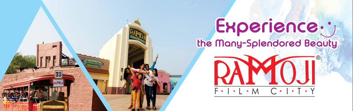 Book Online Tickets for Ramoji Film City Day Tour, Hyderabad. Escape to Ramoji Film City, a magical realm filled with excitement and wonderful surprises at every turn. As the worlds largest integrated film city and India\'s only thematic holiday destination with the magic of cinema, there\'s something special f