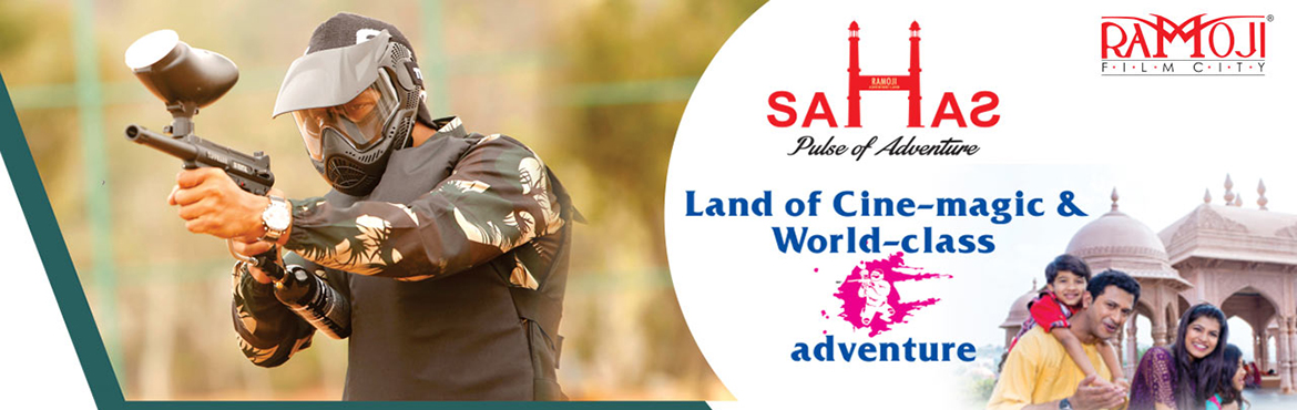 Book Online Tickets for Sahas Combo - Ramoji Film City, Hyderabad. Escape to Ramoji Film City, a magical realm filled with excitement and wonderful surprises at every turn. As the worlds largest integrated film city and India\'s only thematic holiday destination with the magic of cinema, theres something special for