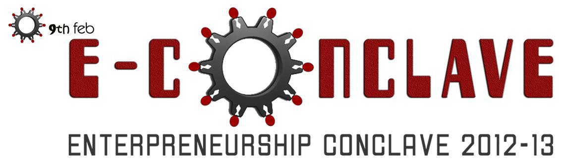 Entrepreneurship Conclave 2013