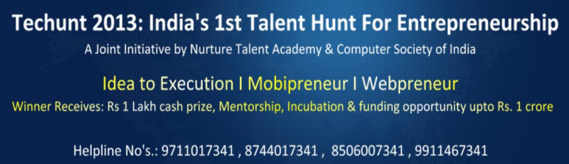 Idea to Execution Entrepreneurship Workshop by Nurture Talent and Computer Society of India - Salem