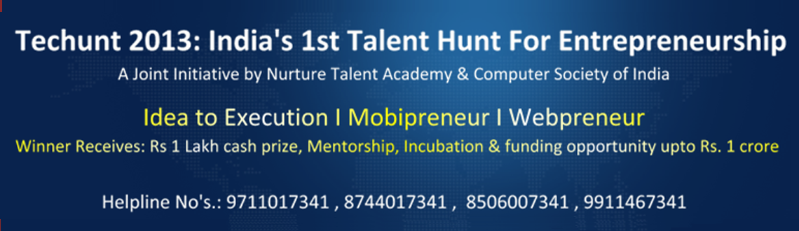 Android Entrepreneurship workshop -Mobipreneur by Nurture Talent Academy and Computer Society of India - New Delhi