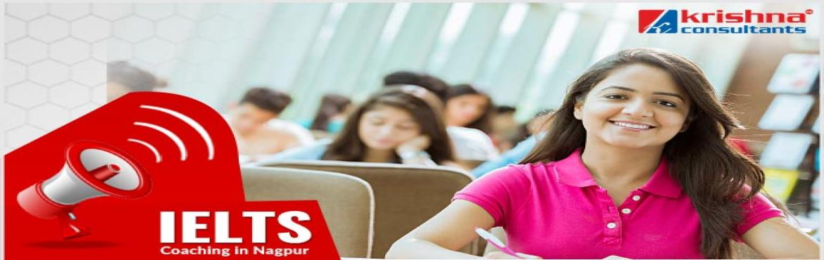 Book Online Tickets for The Best Coaching for IELTS in Nagpur. E, Nagpur. With 50+ hours of coaching provided by experts in the field, IELTS coaching with Krishna Consultants, Sadar is the best option. We have expert faculty to provide premier coaching with the latest study material. Comprehensive techniques help the stude