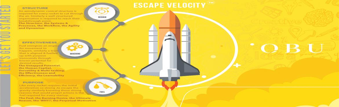 Book Online Tickets for ESCAPE VELOCITY - A Startup Strategy Sem, Pune. About The Event Still waiting for your investments to give you returns? What if you don't have to wait for those long years to pass? What if you get a solution that will take your business to the Break-evenpoi