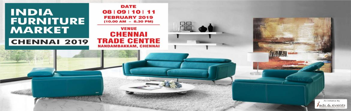 Book Online Tickets for India Furniture Market , Chennai. The iads & events presents India\'s largest mart in chennai . Choose from the latest collection of ethnic and modern arrivals of furniture and interiors from India furniture market . Don\'t miss it !