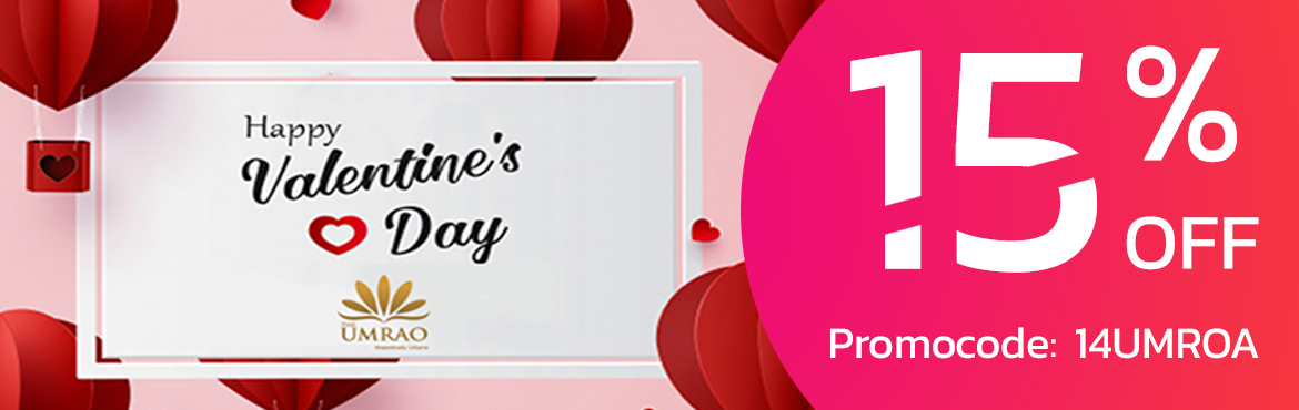 Book Online Tickets for VALENTINE BREAK At THE UMRAO 2019, New Delhi. STAY OF COUPLE AT THE UMRAO ROOM PACKAGE VALID FROM 10TH TILL 15TH FEBRUARY, 19 1N/2D Couple Stay in a Deluxe, Superior, Premium, Executive & Suite Room with Meals at The Umrao Stay for 2 Adults only Welcome drink on arrival Accommodation for a c