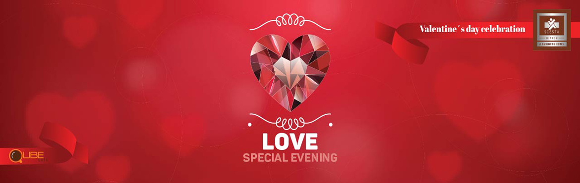 Book Online Tickets for Valentines Day Celebrations At Hotel Sie, Hyderabad. The 14th Day of February of every year being celebrated as Valentine's day worldwide in honor of St. Valentine, a catholic Priest who was an epitome of love and sacrifice during his sojourn here on earth. It is a day set aside to celebrate love