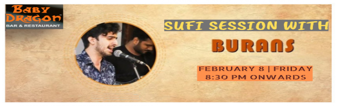 "Book Online Tickets for Burans - Performing Live at Baby Dragon , Noida. Music is a language that doesn't speak in particular words. It speaks in emotions, and if it's in the bones, it's in the bones."" So, Turn your regular weekday evening into an evening full of music with Burans band performing l"