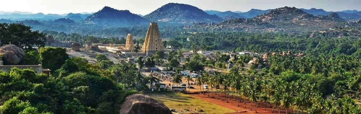 Book Online Tickets for Hampi - Heritage Trek 2019, Hampi. The Lonely Planet describes Ham pi as - \