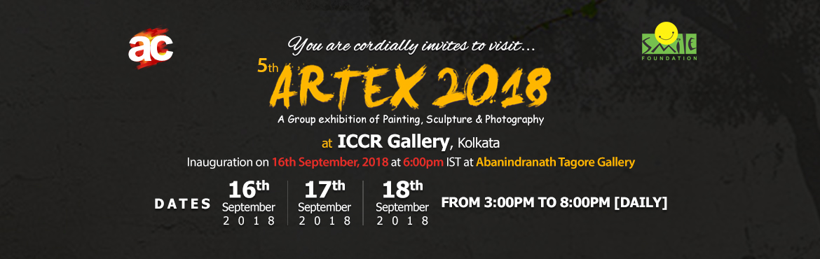 Book Online Tickets for Art Evolution 2019 - a Group Exhibition , Kolkata. Art Evolution 2019 (A Group Exhibition of Painting, Sculpture and Photography) will be organized at ICCR Gallery, Kolkata (Bengal Gallery, 1st Floor) from 29th to 31st March 2019 between 3:00pm to 8:00pm daily. We will be showcasing 100+ modern artwo
