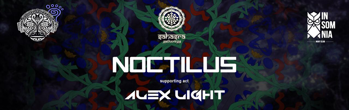 Book Online Tickets for Noctilus (Parvati Records) Live In Hyder, Hyderabad. The darker the night, the brighter the stars. A full concept party focusing on the Parvati Sound featuring Noctilus.Do not regret missing this magical night.
