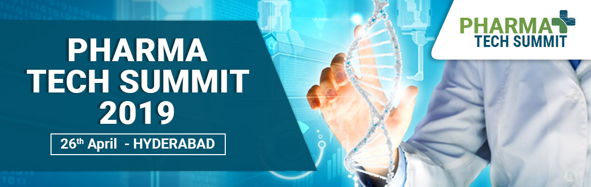 Book Online Tickets for Pharma Tech Summit, Hyderabad. PharmaTech Summit (PTS) is one of the top Conferences of the Pharmaceutical sector. At the India PTS 2019, Pharma technology will meet innovation and trailblazing technologies. Scientific and market-specific presentations will deliver