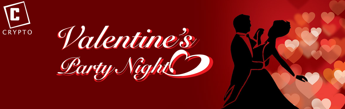 Book Online Tickets for Valentines Party Night at Crypto Sports , Hyderabad.   Enjoy this valentine's day. Party hard and dance all night with unlimited drinks and starters.