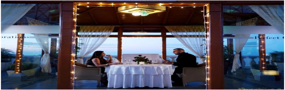 Book Online Tickets for Valentine Day Celebration Packages - Jay, Mussoorie.  Celebrate a luxurious Valentine around the elegant interiors & modern comforts at Jaypee Residency Manor, Mussoorie. Our Valentine Day Celebration Packages Café Manor - Private Dinning Amidst the Hills - Exotic Set Menu - Beverages