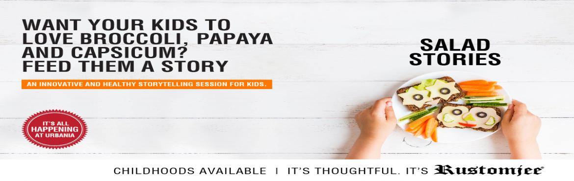Book Online Tickets for A Healthy Storytelling Session - Only at, Thane. 'Mental and physical wellbeing go hand in hand' and no one knows and encourages this more than the Leon's World for Holistic Learning and Development. In keeping with the practice of introducing children to unique forms of theatre l