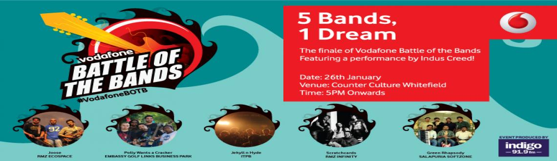 Vodafone Battle of the Bands - The Finale