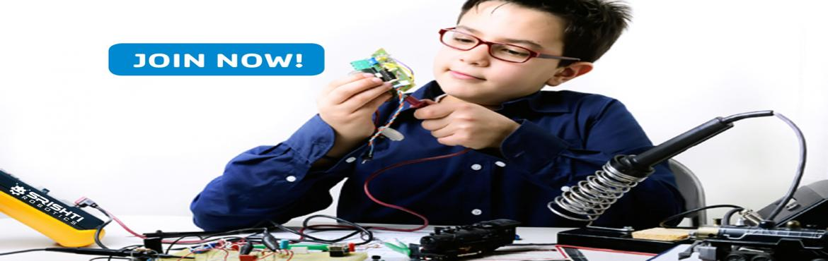 Book Online Tickets for Robotics Summer Camp, Kochi. Make this summer a fun learning experiance with drones, 3D printers, Robots, Programming, Soccer with Robots and much more..... NB: No need any prerequisite knowledge,All candidates must carry their laptops Best Suited For Students of 6th Grade and a