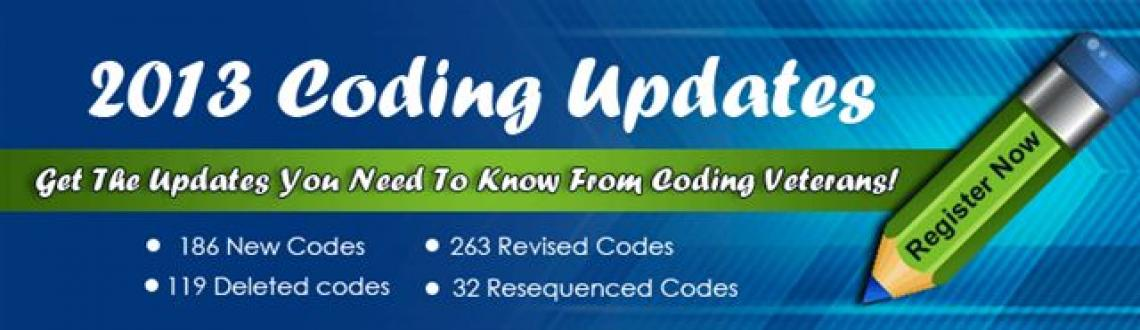 2013 Peripheral Cardiology Coding Changes