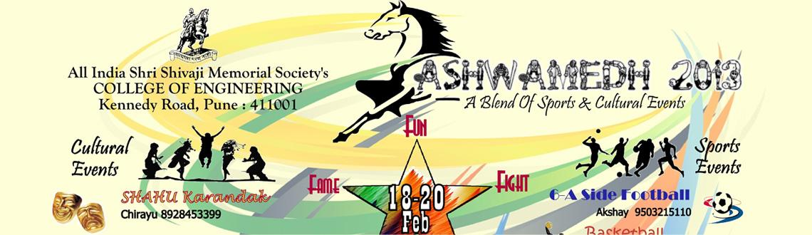 ASHWAMEDH 2013 @ AISSMS College of Engineering