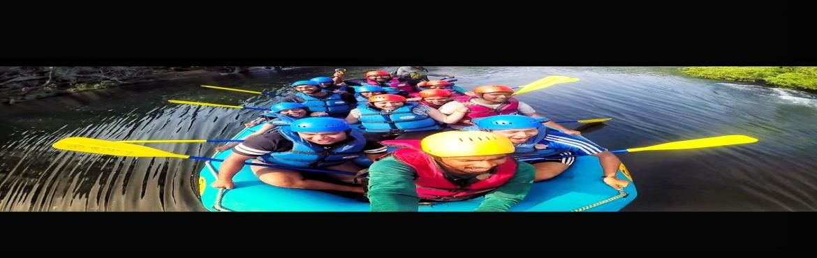 Book Online Tickets for River Rafting and Adventure Activities a, Dandeli. Difficulty grade: EasyEndurance grade: EasyMode of transport: Bus, sleeper Non ACNo. of adventure activities: 11 (excluding rafting)