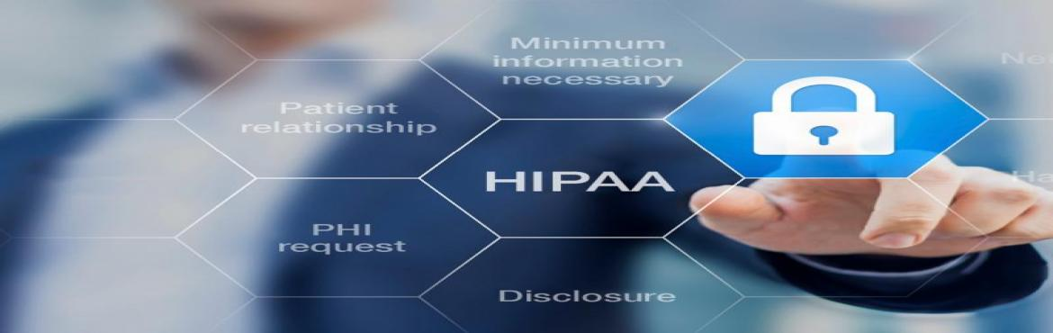 Book Online Tickets for Seminar on HIPAA 2019  HIPAA Security Ri, Miami.   Description: This two-day seminar will get into the fine details of what we need to do and how to do it. We will go point by point through the entire HIPAA Security Rule and uncover simple methods to comply and create policy. The primary goal