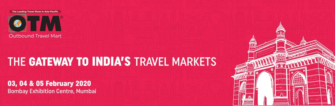 Book Online Tickets for OTM 2020, Mumbai. This is the is the largest and most international gathering of travel trade buyers and professionals in India and will provide a platform to Meet face-to-face at OTM and build long-term business relations. The Indian travel market is the second