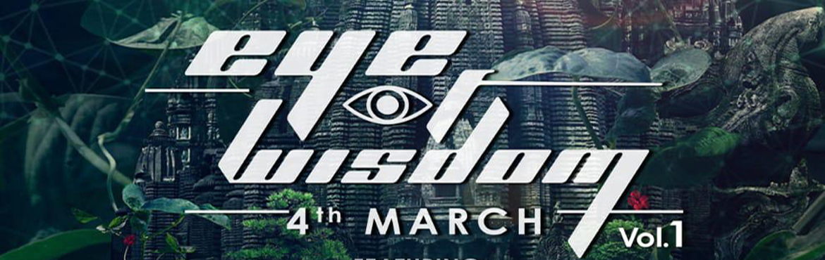 Book Online Tickets for Eye Of Wisdom Vol. 1, Hyderabad.  Don\'t miss this kick-ass event, Krishh Connects presents Eye Of Wisdom Vol.1 Feat. Liora (Space Baby/ IM Rec) UA and Deeteknix on this Maha Shiva Rathri gathering i.e on 4th of March at D-Lake view resorts at Moinabad.  The spir