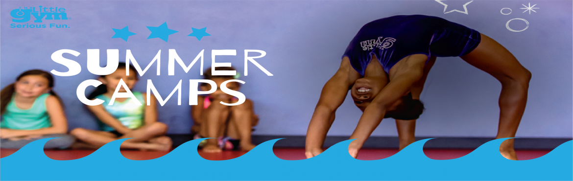 Book Online Tickets for The Little Gym - Summer Camps, Bangalore. Who is ready for summer? Did you know that The Little Gym offers summer camps for kids of all ages? This year we are offering two awesome, age-appropriate and interest-driven summer camp programs: Super Quest Camp and Skill Thrill Camp.  The Pre