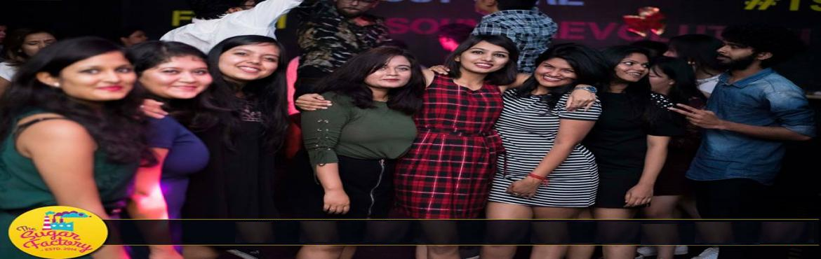 Book Online Tickets for Club Mirchi Bollywood Night @The Sugar F, Bengaluru. Club Mirchi Bollywood Night   Where: The Sugar Factory, Le MeridienWhen: March 8th Friday   It\'s time to get your Desi swag on as we are back again with a Bollywood rager at #TSF! So head down to #TSF this Friday for a night wher